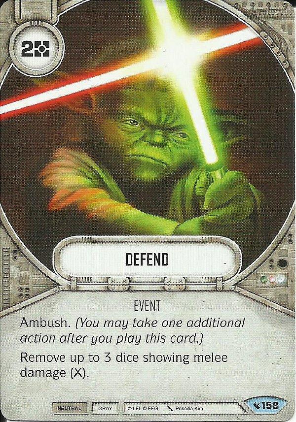 SW Destiny - Defend