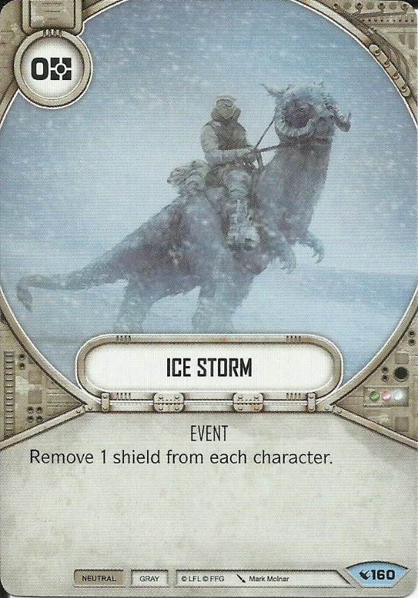 SW Destiny - Ice Storm