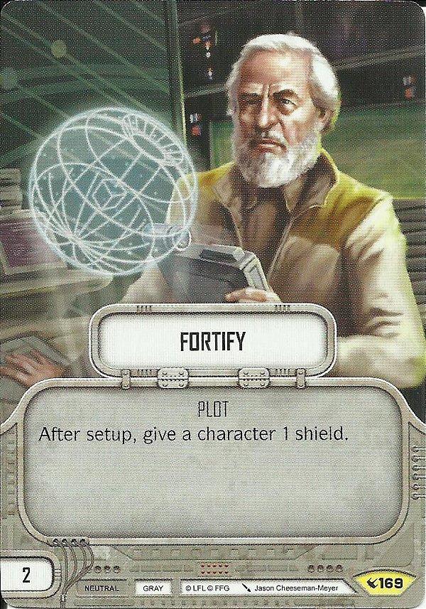 SW Destiny - Fortify