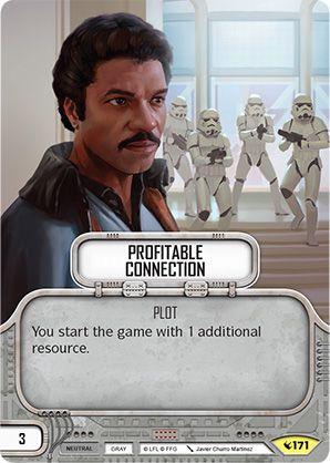 SW Destiny - Profitable Connection
