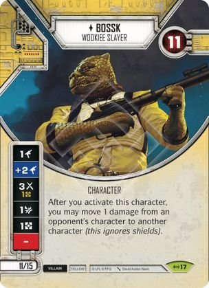 SW Destiny - Bossk Wookiee Slayer