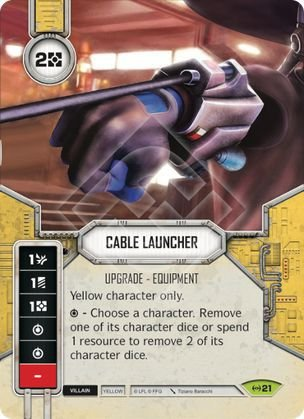SW Destiny - Cable Launcher