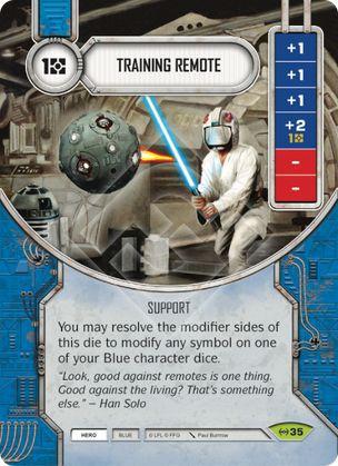 SW Destiny - Training Remote