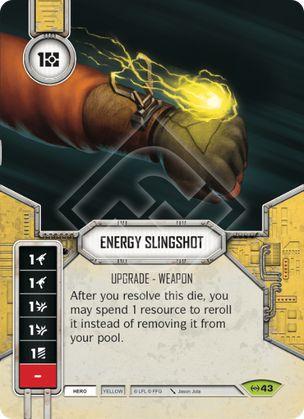 SW Destiny - Energy Slingshot