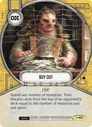 SW Destiny - Buy Out