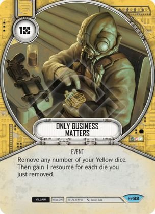SW Destiny - Only Business Matters