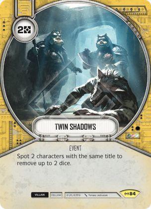SW Destiny - Twin Shadows