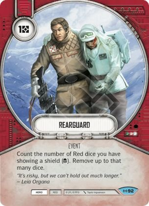 SW Destiny - Rearguard