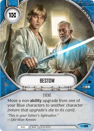 SW Destiny - Bestow