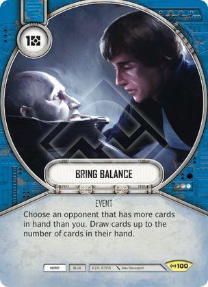 SW Destiny - Bring Balance