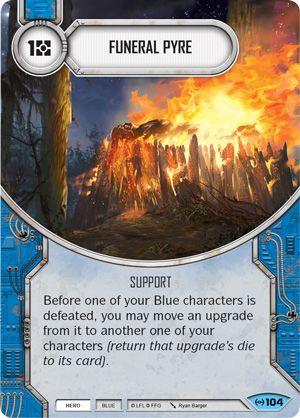 SW Destiny - Funeral Pyre