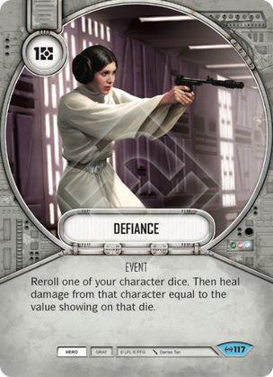 SW Destiny - Defiance