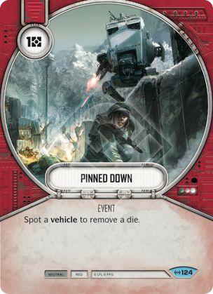 SW Destiny - Pinned Down