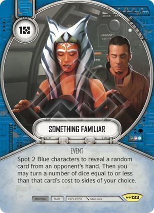 SW Destiny - Something familiar