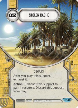 SW Destiny - Stolen Cache