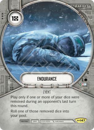 SW Destiny - Endurance