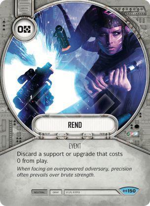 SW Destiny - Rend