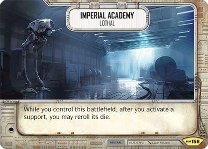 SW Destiny - Imperial Academy Lothal