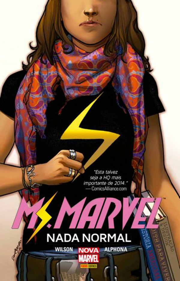 Ms. Marvel Nada Normal