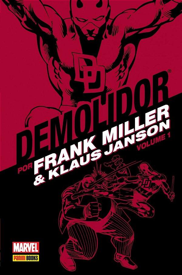 Demolidor por Frank Miller e Klaus Janson Volume 1