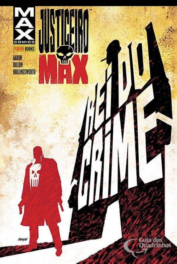 Justiceiro Max O Rei Do Crime