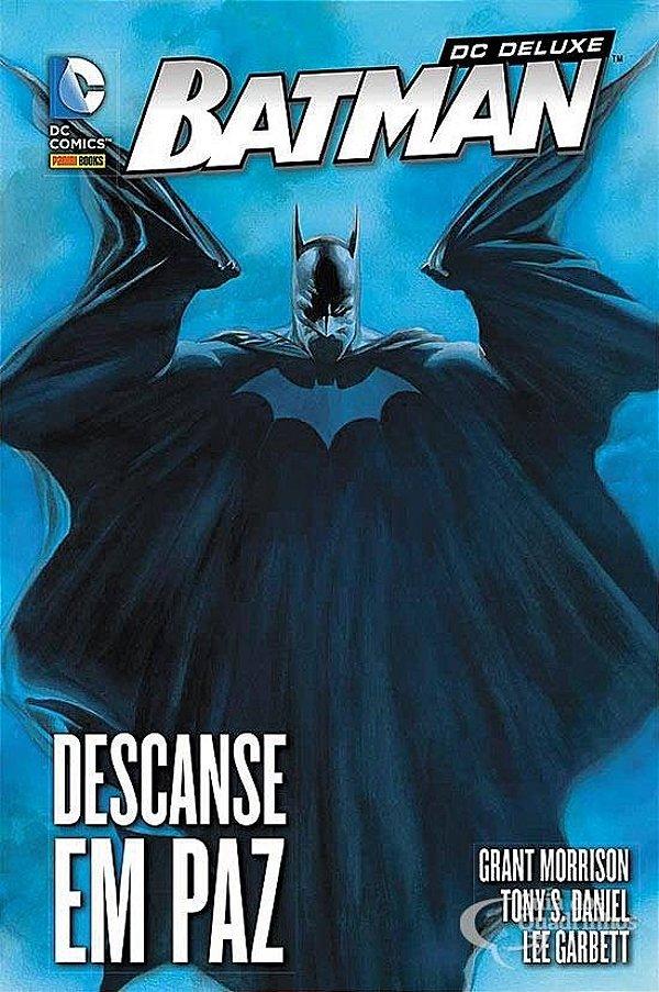 Batman Descanse Em Paz