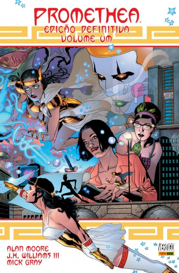 Promethea Volume 1