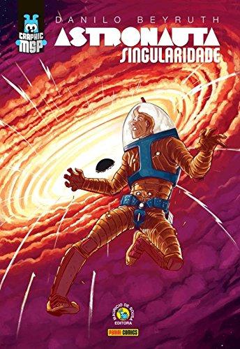 Msp Graphic Turma Da Mônica - Astronauta Singularidade