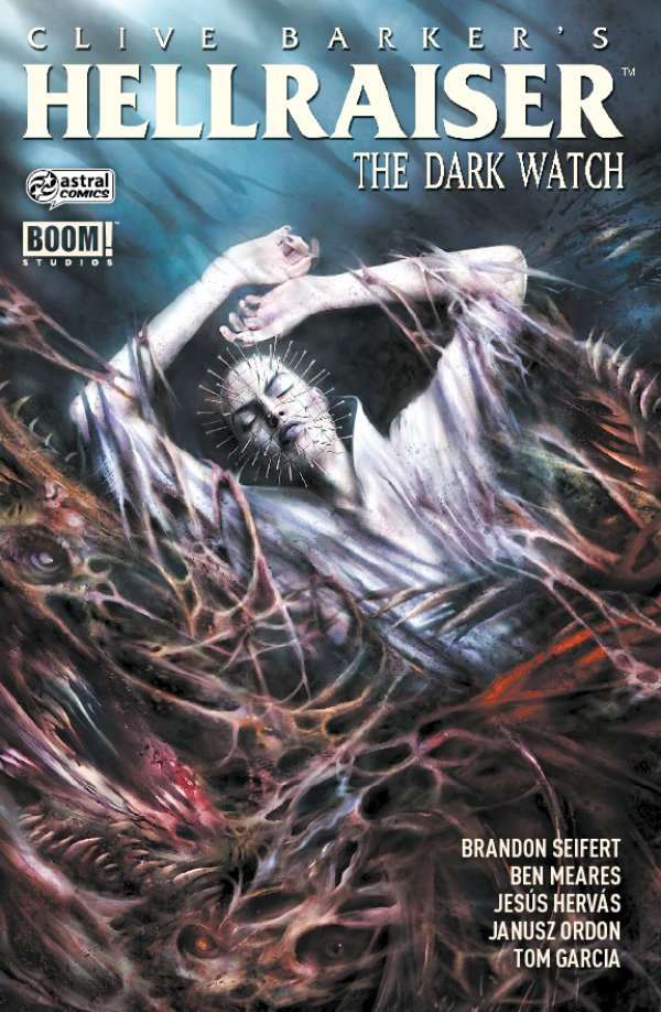 Hellraiser The Dark Watch #3 (de 3) Cenobita
