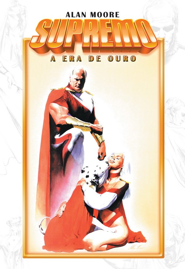 Supremo volume 1 Era de Ouro