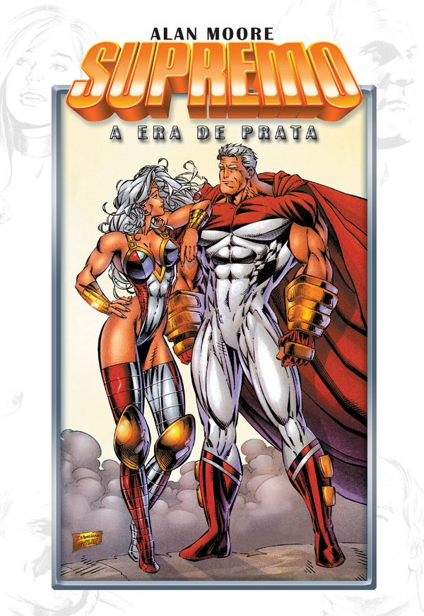 Supremo volume 2 Era de Prata