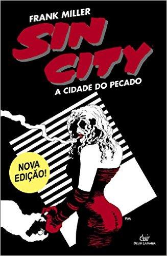 Sin City - A Cidade do Pecado Ed.3 1ª Reimpressão