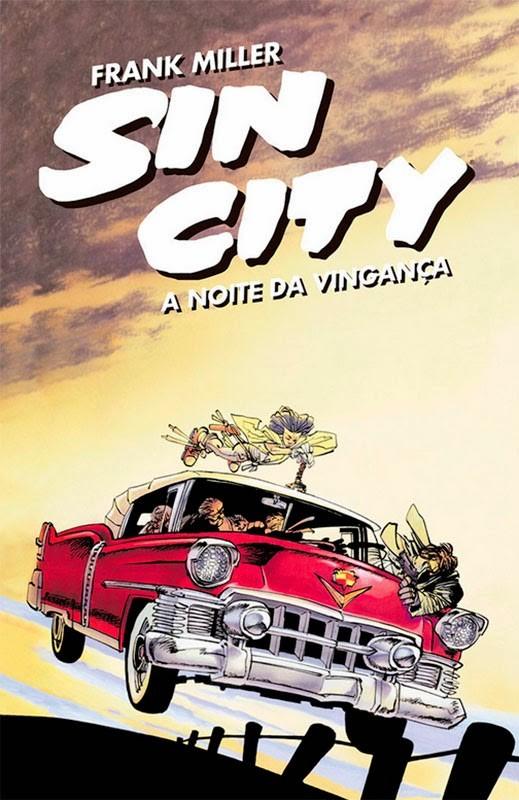Sin City - A Noite da Vingaça 2ª Edição