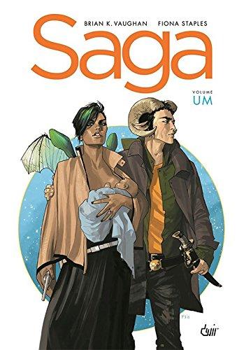 Saga - Volume 1 Segunda Edição