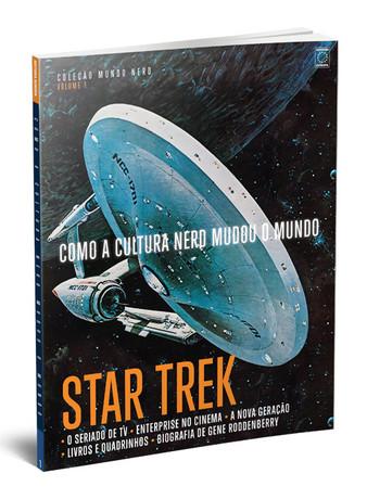 Coleção Mundo Nerd Vol. 1  Star Trek