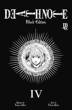 Death Note Black Edition - Volume 4
