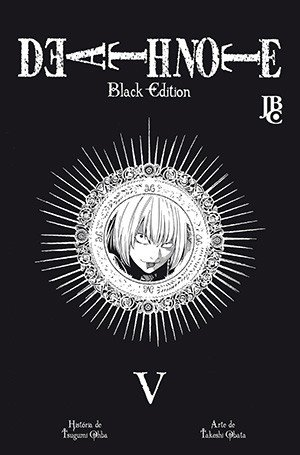 Death Note Black Edition - Volume 5