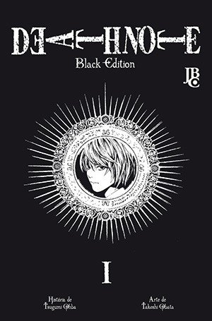Death Note Black Edition - Volume 1