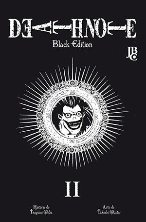Death Note Black Edition - Volume 2