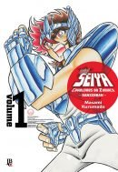 Saint Seiya Cavaleiros do Zodíaco - Kanzenban Vol.1
