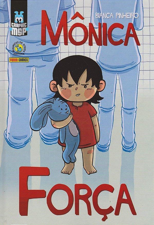 Msp Graphic Turma Da Mônica - Mônica Força