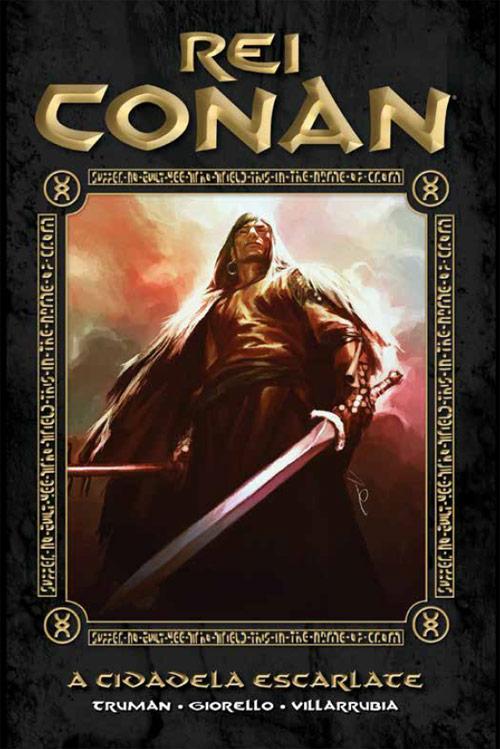 Rei Conan A Cidadela Escarlate Capa Dura
