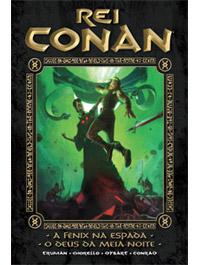Rei Conan #2 Fenix na espada