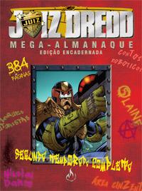 Juiz Dredd Mega-almanaque 02
