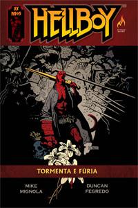 Hellboy Tormenta e Fúria