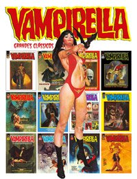 Vampirella Grandes Clássicos