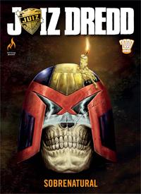 Juiz Dredd - Sobrenatural