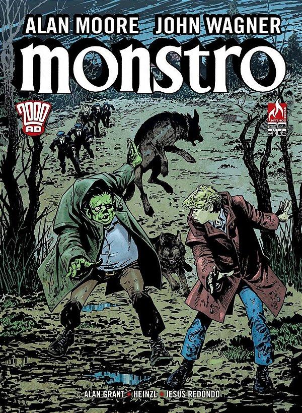 Monstro (Capa Dura)