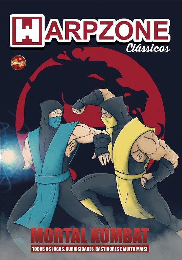 Warpzone Clássico Mortal Kombat