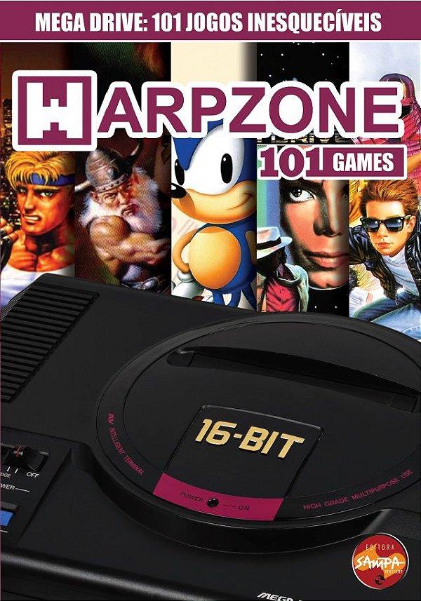 Livro Game 101 Mega Drive